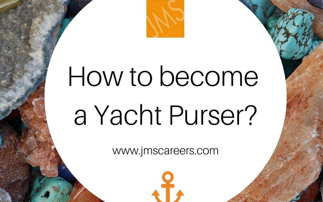 Superyacht Purser Qualifications